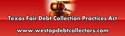 Texas Fair Debt Collection Practices Act, FDCPA - WeStopDebtCollectors   Consumer Law Center   Scoop.it