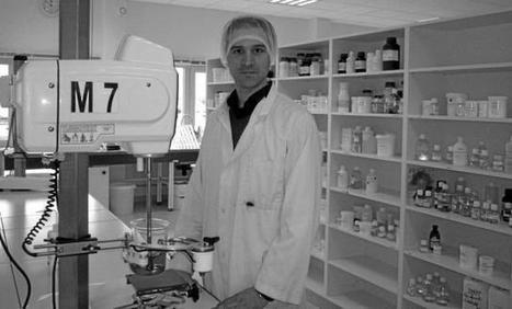 Cosmétiques. L'algue fait travailler 80 personnes chez Lessonia   Algues en Bretagne   Scoop.it