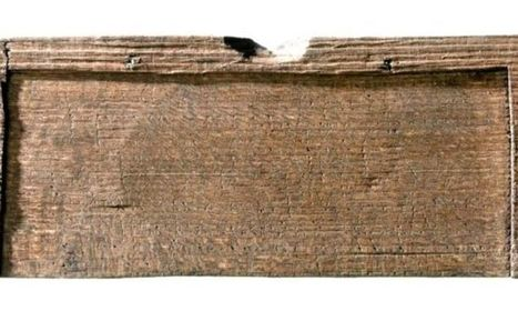 Britain's Oldest Handwritten Document Discovered | Disciplinary Literacy in Michigan | Scoop.it