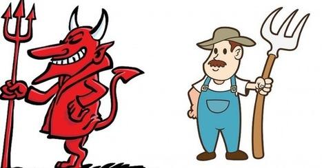 Acertijos matemáticos: El diablo y el campesino [DIFÍCIL] | CURIOSIDADES TECNOLOGICAS | Scoop.it