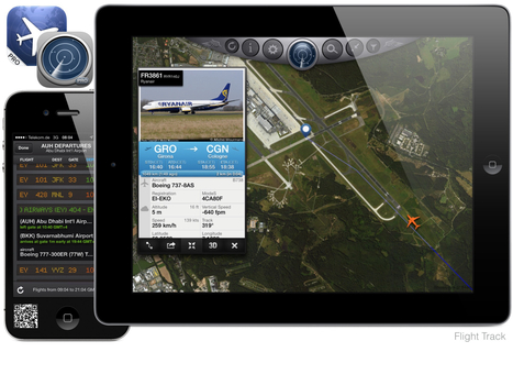 Flight Tracking | iWorld | Scoop.it