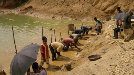 Diamond Digging in Ghana   1920's Research   Scoop.it