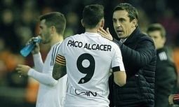 Gary Neville's Valencia to face Barcelona in Copa del Rey semi-finals - The Guardian | AC Affairs | Scoop.it