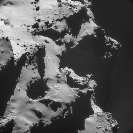A Singing Comet | Techno & Science | Scoop.it