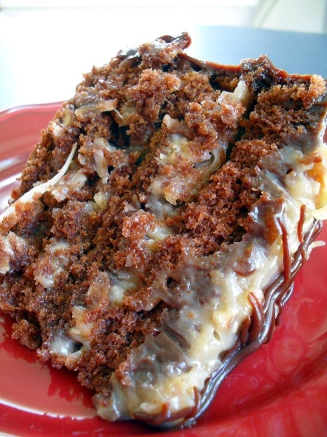 Best Ever German Chocolate Cake Recipe - Kitchen Things | Kitchen Stuff | Scoop.it