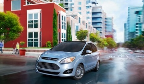 Ford & Toyota Score Big Electric Car Wins | Sustain Our Earth | Scoop.it