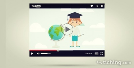 Docentes en Youtube: ¿una nueva forma de aprender? | El Blog de Educación y TIC | Educacion, ecologia y TIC | Scoop.it