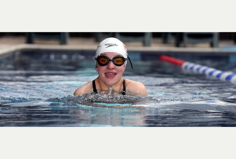 Nottinghamshire swimmer battles back from transplants to win gold at global competition | Transplant Sport | Scoop.it