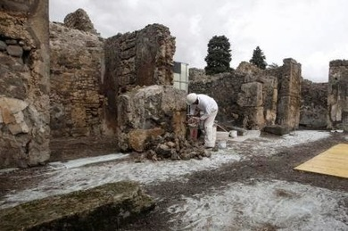 The Archaeology News Network: Italy's rich heritage treated like a poor relation | Teaching history and archaeology to kids | Scoop.it