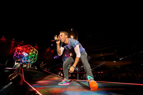 Photos: Coldplay at Soldier Field | ☊ ☊ Harmony60 Music ☊ ☊ | Scoop.it