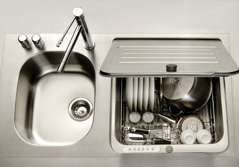 Dishwasher SInk | Pets Beauty Gadgets | Scoop.it