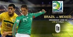 Brazil vs Mexico Soccer Live Streaming Free Online World Cup 2014   Rugby League online streaming   Scoop.it
