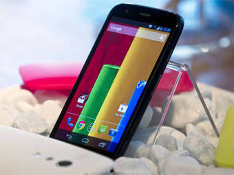 Motorola's low-priced smartphone Moto G to be sold in India by January 2014 | Tugatech | Scoop.it