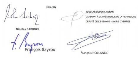 [Présidentielle] 5 candidats répondent au Collectif du Numérique. Le décryptage d'Olivier Ezratty | Gestion de contenus, GED, workflows, ECM | Scoop.it