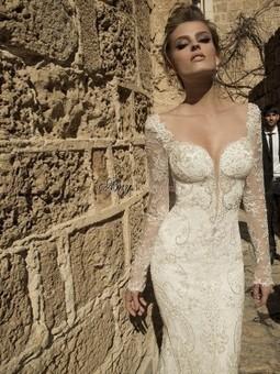 Cheap Trumpet/Mermaid Sweetheart Long Sleeves Natural Wedding Dresses Sale at Amydress.co.uk | amydress | Scoop.it