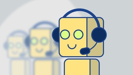 Bots, Messenger And The Future Of Customer Service I TechCrunch | CRM | Scoop.it