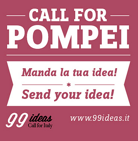 International Competition Calls For Ideas To Revitalise Pompeii | Ancient Pompeii and Herculaneum | Scoop.it