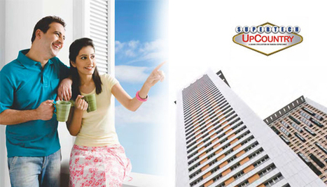 Supertech Upcountry | Supertech Upcountry Plots | Supertech Albaria Noida Extension | Scoop.it