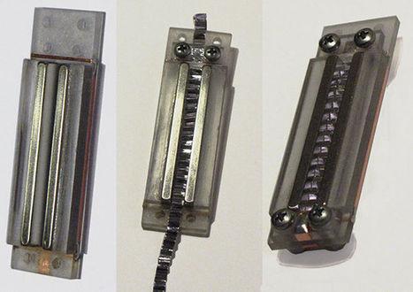 DIY Ribbon Microphone Design - Ribbon Replacement Techniques | DIY Music & electronics | Scoop.it