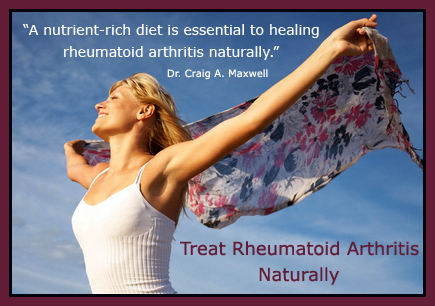 Treat Rheumatoid Arthritis Naturally - Ask Dr. Maxwell ... | Healing Chronic Pain & Disease | Scoop.it