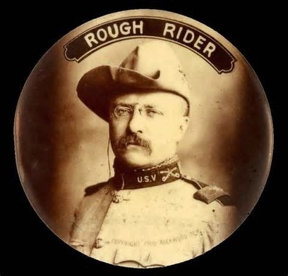The Amazing Theodore Roosevelt: Rough Rider, Cowboy, Devoted Father, and U.S. President | American West | Scoop.it