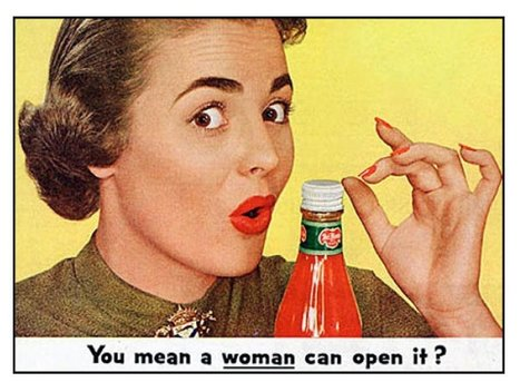 26 Sexist Ads Of The 'Mad Men' Era That Companies Wish We'd Forget | Health promotion. Social marketing | Scoop.it