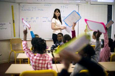 Les enseignants apprennent encore bien peu à enseigner | multimodalité | Scoop.it