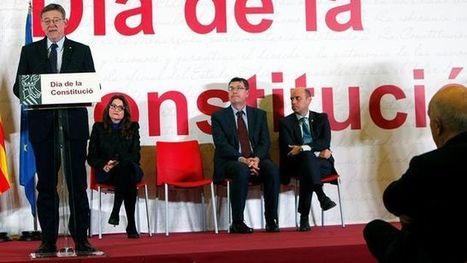 Ximo Puig assegura que defensar la Constitució és defensar la seua reforma, eldiario.es / Agències   Diari de Miquel Iceta   Scoop.it