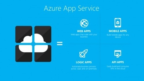 Microsoft launches Azure App Service, a one-stop shop for app development | Future of Cloud Computing | Scoop.it