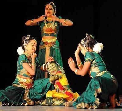 Margazhi dancers in pictures   Bharatanatyam   Scoop.it