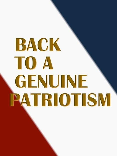 "Turning The ""Patriotism Disadvantage"" On Its Head | Politics for the Twenty-first Century | Scoop.it"