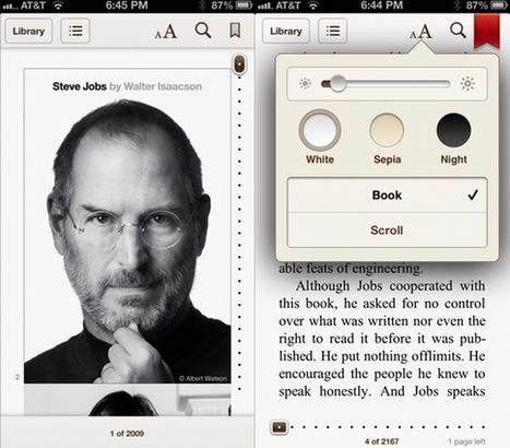 Steve Jobs originally didn't want to enter the e-book market | Macwidgets..some mac news clips | Scoop.it