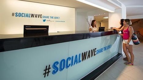 #Awesome! World's First Twitter Hotel | Resort & Hotel Operations | Scoop.it