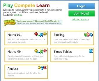 3 recursos matemàtics per aprendre jugant | Posts d'Educació i les TIC | Scoop.it