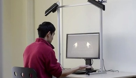 3Gear Sytems : quand deux Kinect valent mieux qu'un | Développement, domotique, électronique et geekerie | Scoop.it