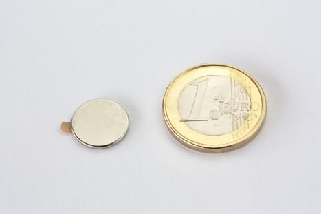 Neodym Magnete und Supermagnete Selbstklebende Supermagnet Scheibe Neodym Magnet 13x1mm Supermagnet, vernickelt N35 Neodym Magnete | Neodym Magnete und Super Magnete im Magnetshop | Scoop.it