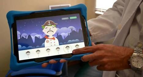Una aplicación informática para medir el dolor en niños   ENFERMERIA   Scoop.it