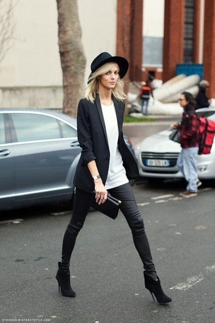 5 Ideas to Renew Your Style with a T-shirt | For girls only | Scoop.it