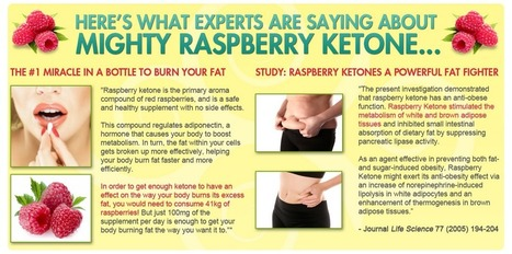 Get That Sexy Figure Back Naturally | Mighty Raspberry Ketone | Scoop.it