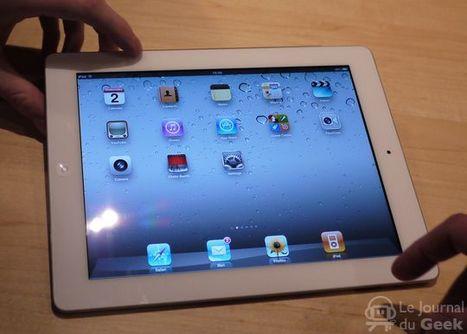 Les prix de l'iPad 2 pour la France | Le Journal du Geek | L'iPad 2 arrive... | Scoop.it