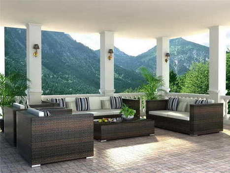 Great Tommy Bahama Outdoor Furniture Collection - 8stream | modern patio furniture | Scoop.it