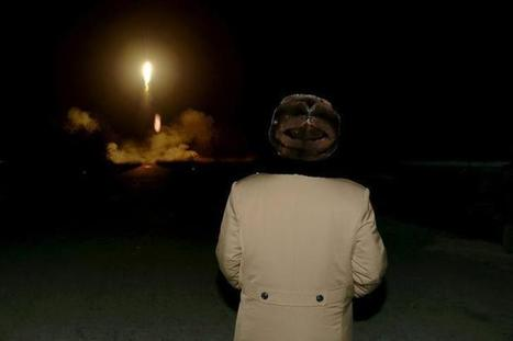 North Korea fires three ballistic missiles in new show of force | Defense tour | Scoop.it
