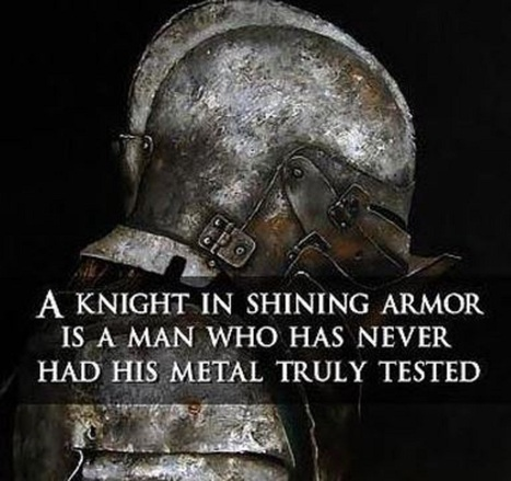 A Knight in Shining Armor | Business Transformation | Scoop.it