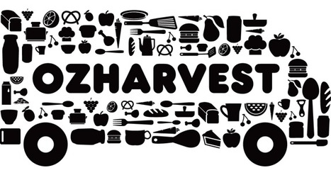 New identity for OzHarvest | Australia | Agency: Frost & Droga5 | Corporate Identity | Scoop.it