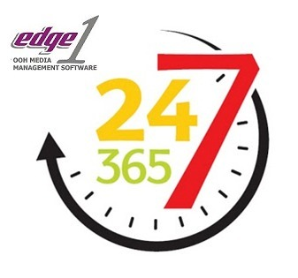 Edge1 OOH Software is available 24X7 with full data security | Edge1 OOH Software | Scoop.it