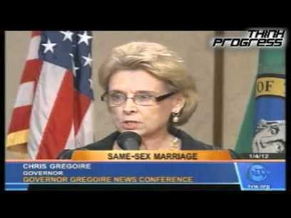 Gregoire marriage presser | This Gives Me Hope | Scoop.it