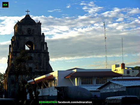EDMARATION #TownExplorer: Laoag Sinking Bell Tower: The Beauty that Never Sinks | #TownExplorer | Exploring Philippine Towns | Scoop.it