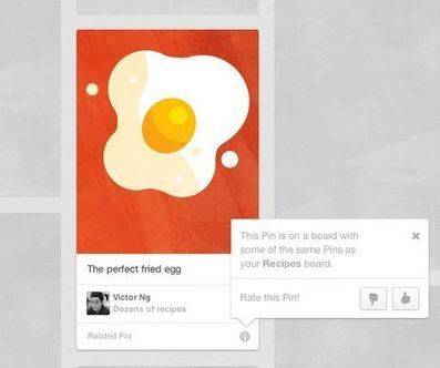 Pinterest Rolls Out Related Pins to Facilitate Pin Discovery - Marketing Pilgrim   Social Bookmarking Sites   Scoop.it