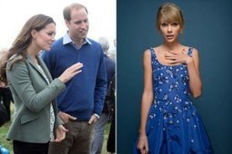 Taylor Swift to Perform for Prince William and Kate Middleton at Charity Event   Country Music Today   Scoop.it