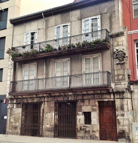 El edificio habitado más antiguo de Santander está en la calle Alta | Certificados Energéticos | Scoop.it